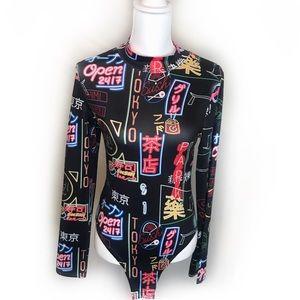 SHEIN Tops - Shein Bodysuit